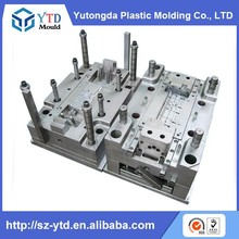 Recyclable plastic injection pallet molding