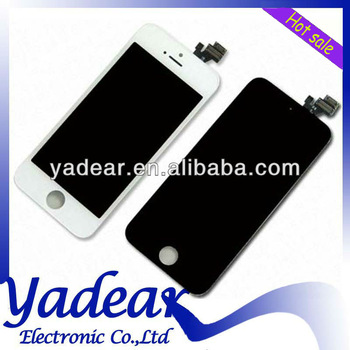 Trade assurance for iphone 5 parts lcd screen replacement