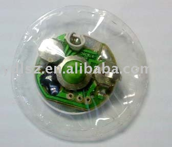 Water-proof sound module for T-shirt or other toy