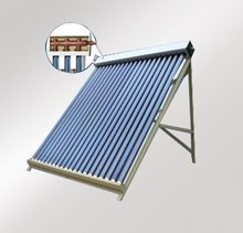Certified quality Better price Heat Pipe Solar thermal Collector for Swimming pool
