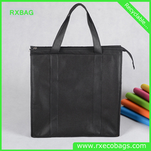 Zipper Recycle insulated Convenient Customized Printed cooler bag