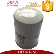 American Car Auto FL400S Oil Filter Factory for Mustang OEM:E4FZ-6731-AB