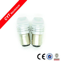 1157 White LED auto lamp Brake light tail bulb