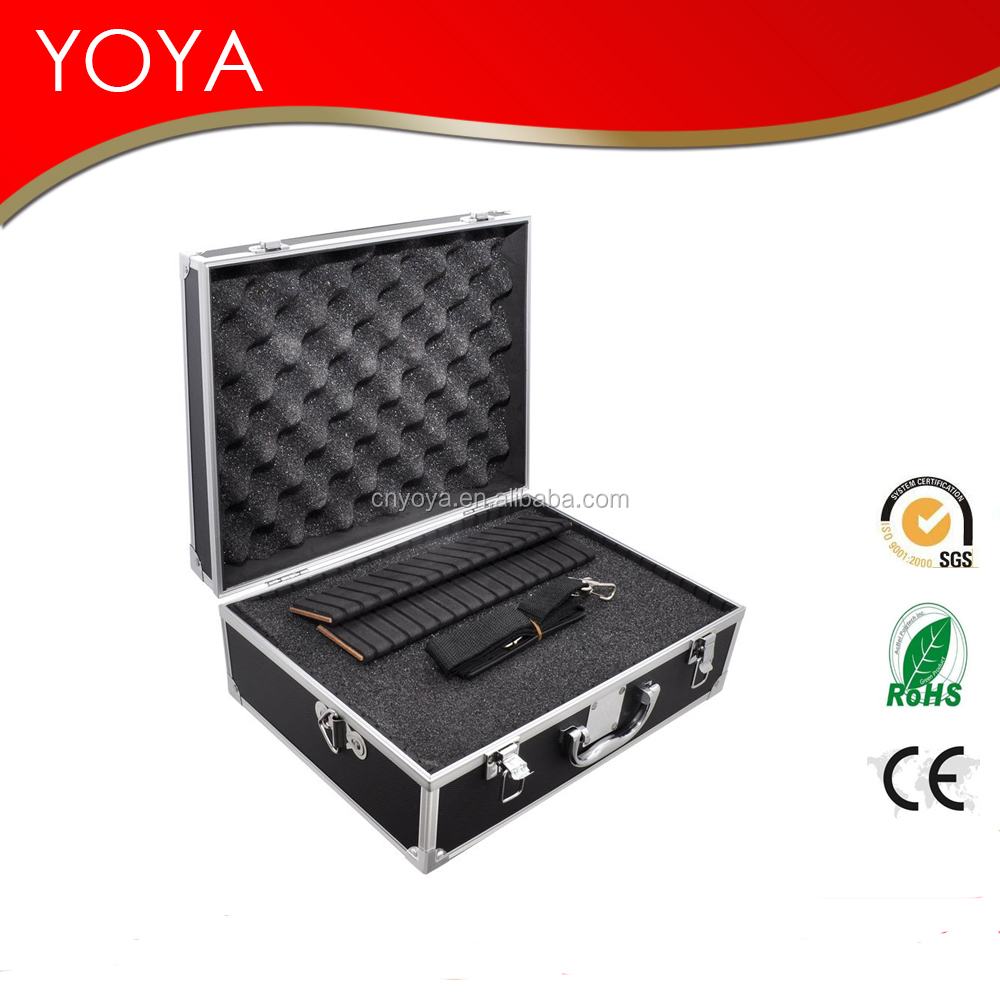 Aluminum Tool Case with egg Foam Inside and Aluminum Sheet Surface Tool Case Manufacturer
