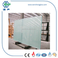 Mike White Laminated Glass 3440mm*2440mm