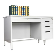Modern office furniture cheap office desk with locking drawers