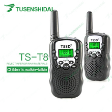 Handy mini size walkie talkie TS-T8 uhf mobile radio for childrens