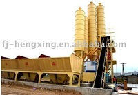 HZS75T Road mixed Rapid Installation Concrete mixer machine