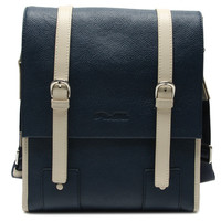 Supply daily use trade messenger leather cross body bag