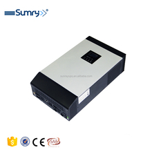 [Sumry] MPS series 5000va 48v 220V with MPPT controller 60A pure sine wave solar inverter with parallel function
