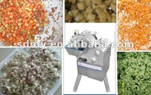professional stainless steel CHD100 vegetable dicer machine