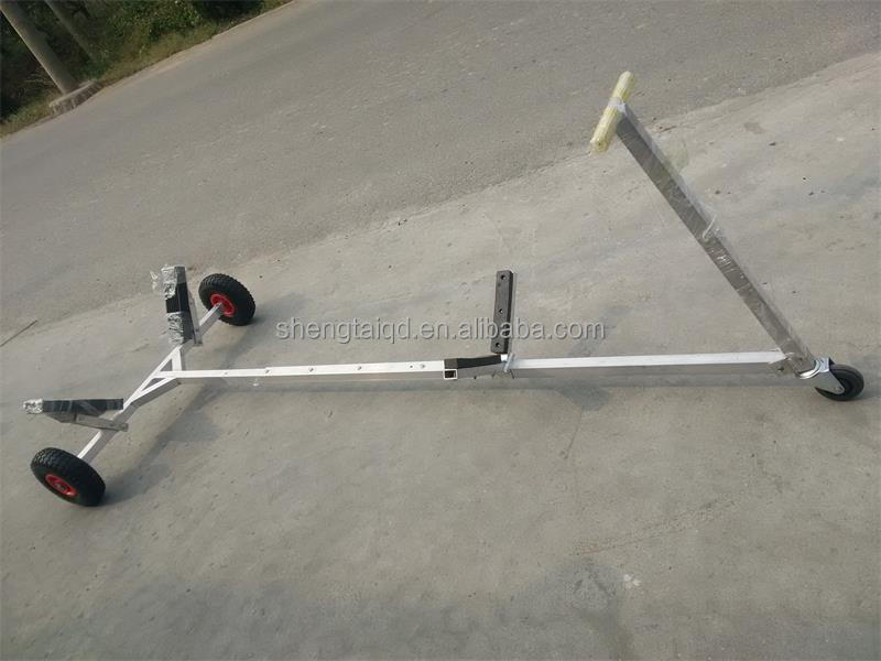 China supply good quality inflatable boat trailer