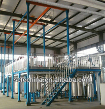 supercritical CO2 extraction plant