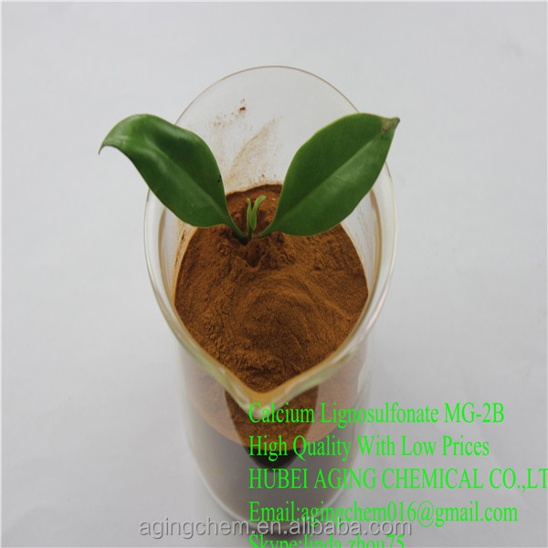 Textile Bonding Agents Ca Ligno MG-2B For Adhesive