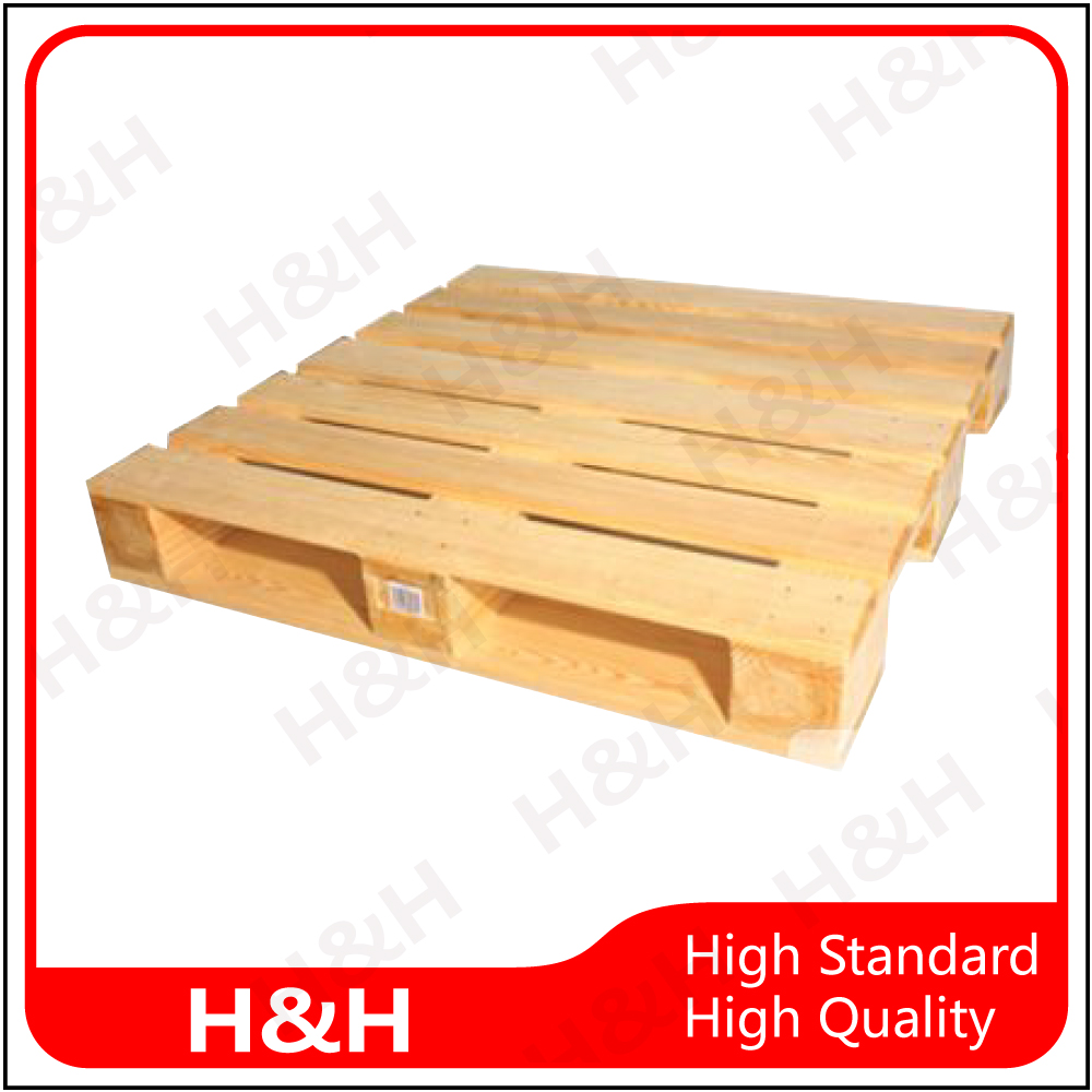 2017 New food grade bulk wooden pallet
