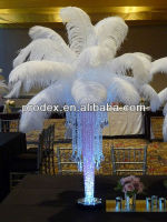 Wedding decoration Centerpiece Decoration ostrich feathers