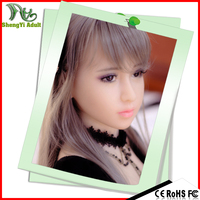 2016 Top Sale 17 heads changeable new January full silicone sex doll for men