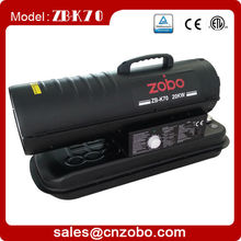 20KW ZOBO heater greenhouse accessories