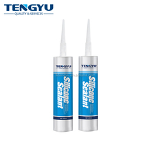 high quality anti-fungus silicon sealant 600ml building tall buildings