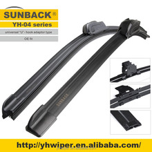 High quality competitive price flat windshield wipers