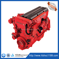 genuine For cummins ISX engine assembly for construction machinery