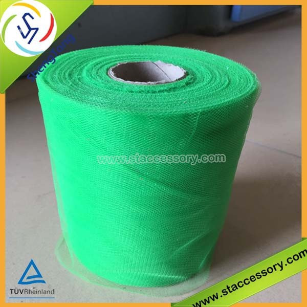 Popular 100% Nylon wholesale tulle rolls 100 yards