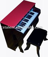 30 key Upright mini toy piano With Matching Bench