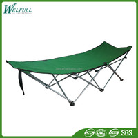Oxford Fabric Portable Adjustable Outdoor Folding Beds