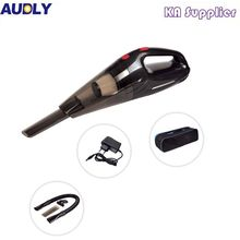 High Power Strong Suction Portable Car Vacuum Cleaner Black Handy Mini Wet Dry Vacuum Cleaner