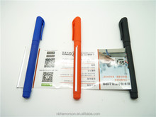Retractable Banner pen/flag pen/banner ball point pens/simply banner pens