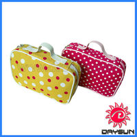 Promotion travelling cosmetic bag, best toiletry case bag