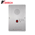 KNZD-09 Intercom security wall sip phone Koontech Waterproof Telephone set Auto-dial SOS telephone