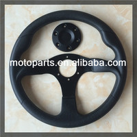Brand New Racing PU foam material Steering Wheel 14 inch