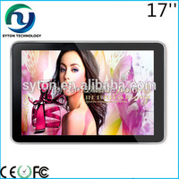 gorgeous led ad display hd video movies full color lcd ads player