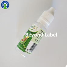 Custom 10ml vial labels for Bottle packing Adhesive Steroids labels