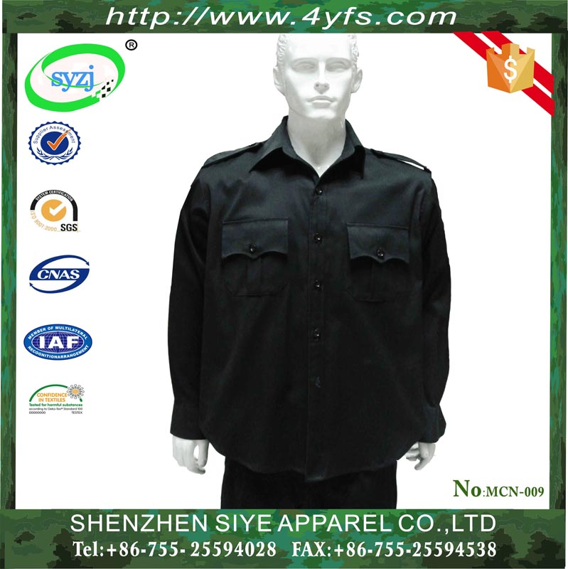 Hot selling custom factory oem breathable army military ceremonial uniform