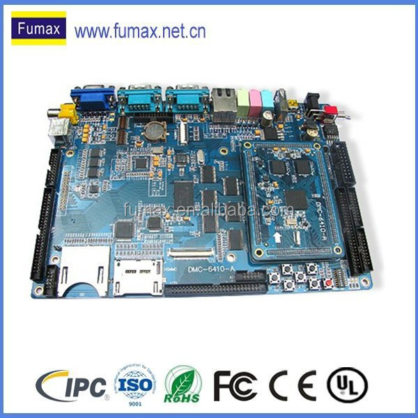 split air conditioner pcb controller design and pcb manufacturing