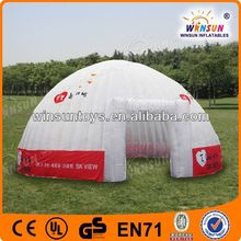 2013 New Design inflatable antique inflatable christmas archway Tent