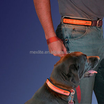Safety Flashing Collar Belt Cover