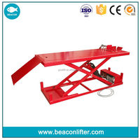 Factory new arrival scissor motorcycle lift jacks
