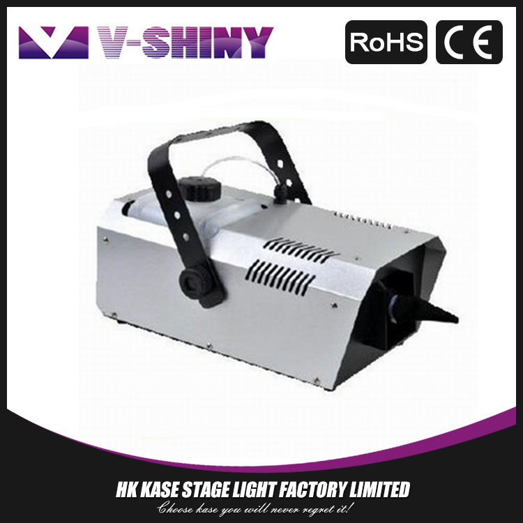 Good quality dmx512 700w snow machine