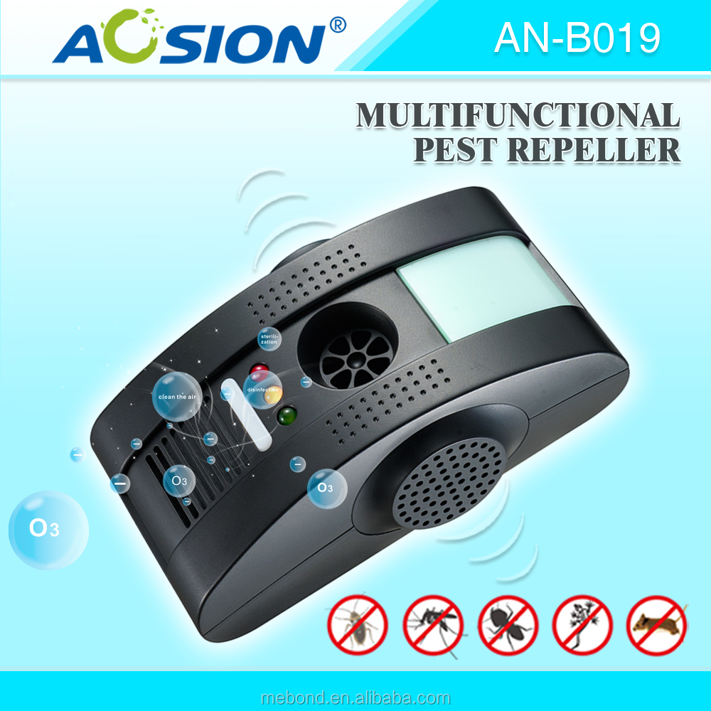 Multifunctional Ultrasonic House Rat Pest Control