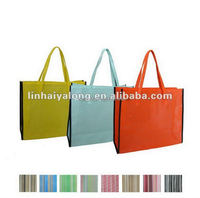 Yellow large leisure bags