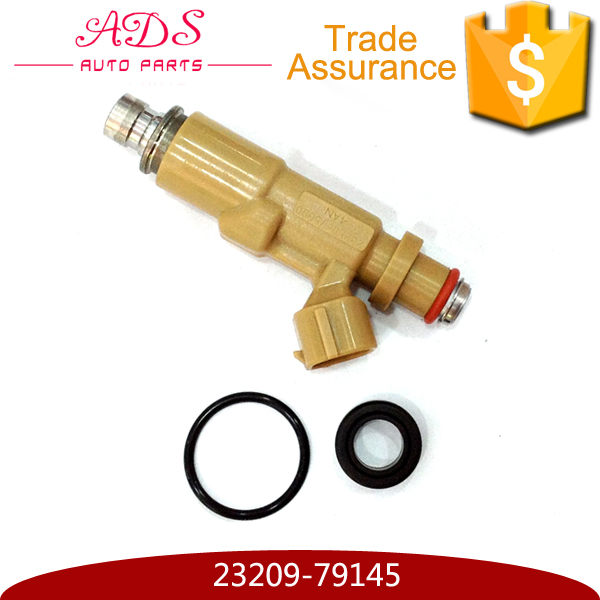 Car parts diesel engine injector nozzle for Toyota land cruiser/hilux OEM:23209-79145