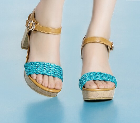 niedrigen preis damen sandalen m dchen high heel sandalen. Black Bedroom Furniture Sets. Home Design Ideas