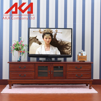 Living Room Furniture New Design Wooden LCD TV Showcase