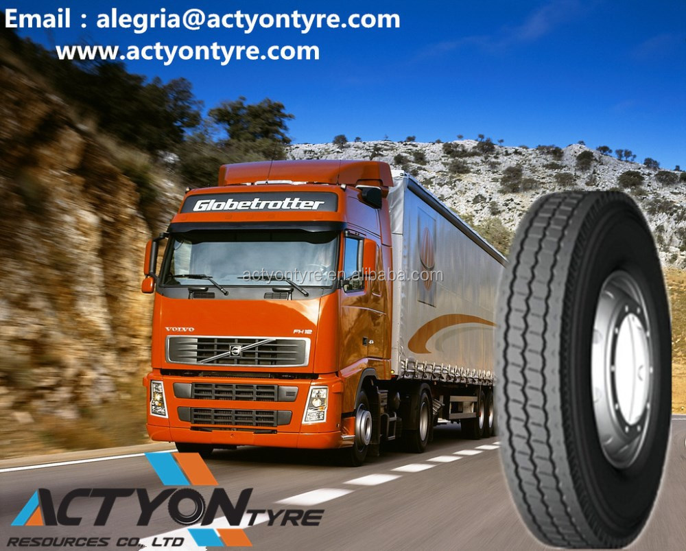 Chinese tires new product hot sale truck tires