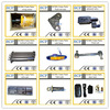Chinese Famous brand QUY50 & QUY55 spare parts crawler crane Start motor 860119343 crane spare parts