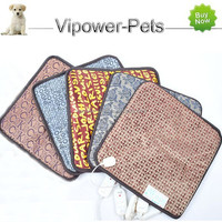 Winter Warm Pet Mat Waterproof Dog Heating Pad Wholesale Thermal Heat Blanket For Puppy Dog