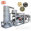 Hot Sale Hulling Line Safflower Carthamus Seeds Shelling Hemp Sunflower Seed Dehulling Machine Watermelon Pumpkin Seed Sheller